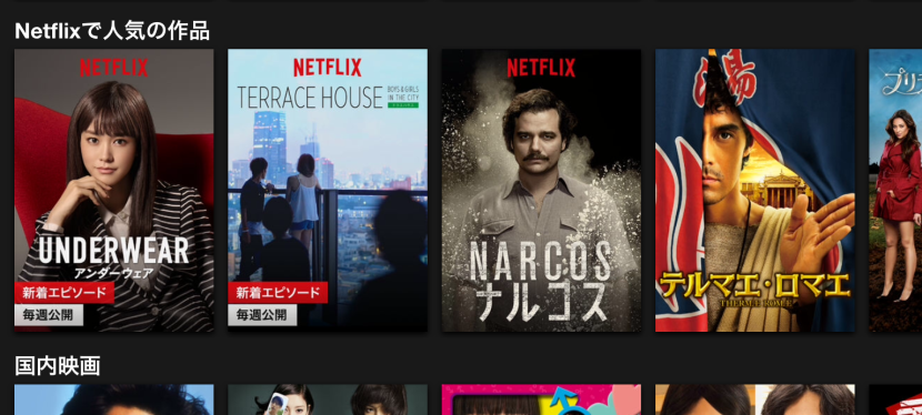 Netflix finally came to Japan!